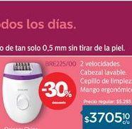 Oferta de PHILIPSDepiladora Electrica Bre225 por $3705,1