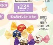 Oferta de BON-O-BONBocadito x15/17G por $23,33