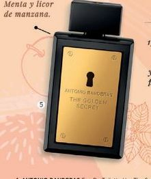 Oferta de ANTONIO BANDERAS	Eau De Toilette Golden Secret x 100 ml. por $2635