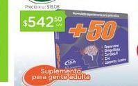 Oferta de 50Suplemento Dietario X 30 Comp. por $542,5
