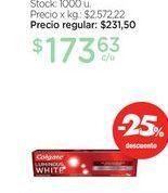 Oferta de COLGATECrema Dental White x 90 gr. por $173,63