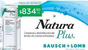 Oferta de NATURA PLUSSolucion Multiproposito x 355 Ml por $834,5