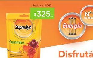 Oferta de SUPRADYNSuplemento Dietario Pastillas Masticables x 25 u por $325