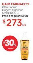 Oferta de HAIR FARMACITYÓleo Capilar. por $273