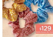 Oferta de WAVGomita Skunzie Mini Florcitas por $129