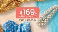 Oferta de WAVHebilla Tic Tac x 2 u. por $169