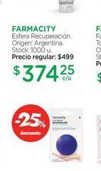 Oferta de FARMACITYEsfera Recuperación. por $374,25