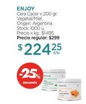 Oferta de ENJOYCera Cacer x 200 gr. por $224,25