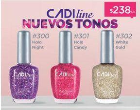 Oferta de CADILINEEsmalte Calcium Color por $238