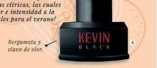 Oferta de KEVINEau De Toilette Black Con Vaporizador x 60 ml. por $793