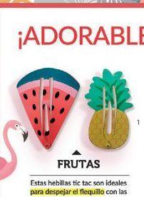 Oferta de WAVHebillas Tic Tac Frutillas x 4 u. por $149