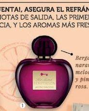 Oferta de ANTONIO BANDERASEau De Toilette Her The Secret Temptation x 80 ml. Vp. por $2347