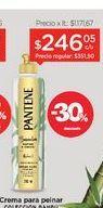 Oferta de PANTENECrema Para Peinar x 300 Ml. por $246,05