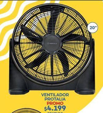 Oferta de Ventilador Protalia 20'' por $4199