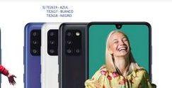"""Oferta de Cel Lib Sams A31 6,4"""" 4/128GB Azul por $39499"""