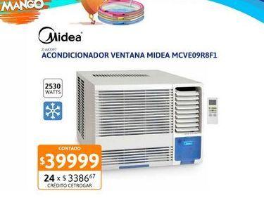 Oferta de ACON VT MIDEA 2530W FS MCVE09R8F1 por $39999