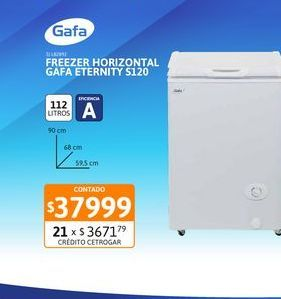 Oferta de Freez Hor Gafa 112L Eternity S120 AB por $37999