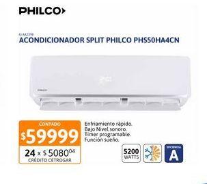 Oferta de AA2398Acon Spl Philco 5200WFC EA PHS50HA4CN por $59999