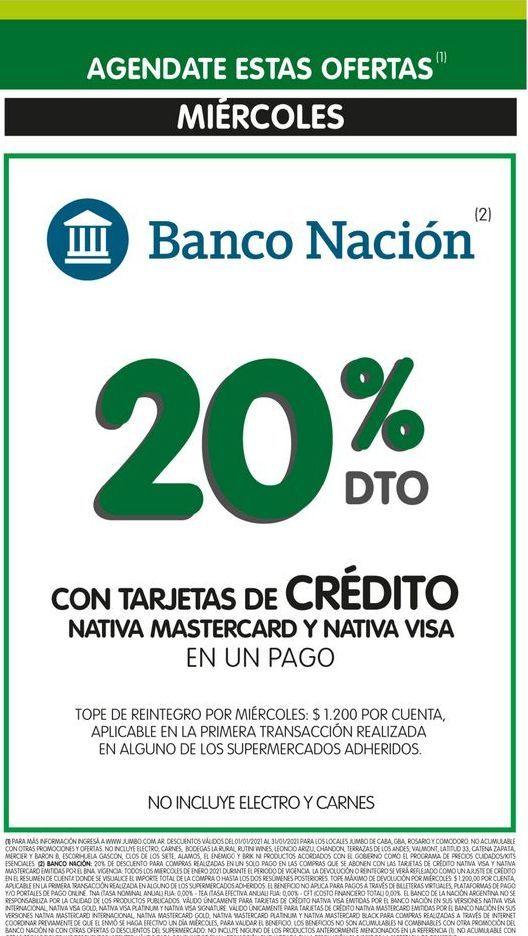 Oferta de Banco por