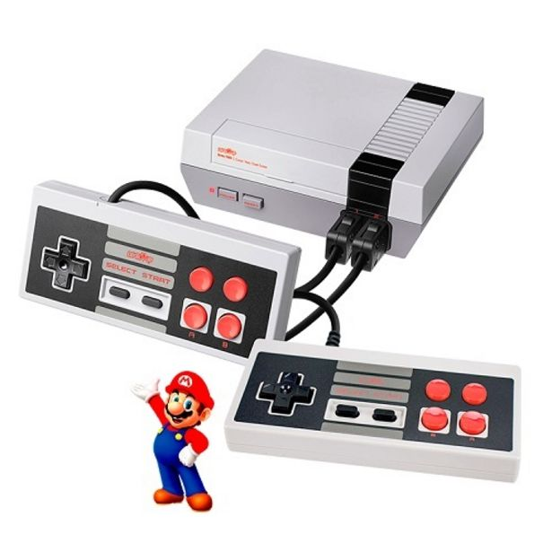 Oferta de Consola de juegos LEVEL UP Retro NES AV por $3999,26
