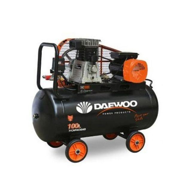 Oferta de Compresor DAEWOO DAC100C 100L. por $54074,72