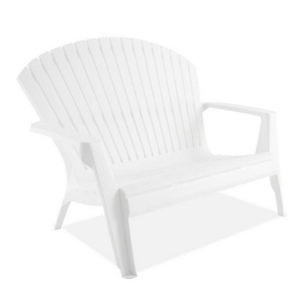 Oferta de Banco de jardin GARDEN LIFE Florida Blanco por $23163