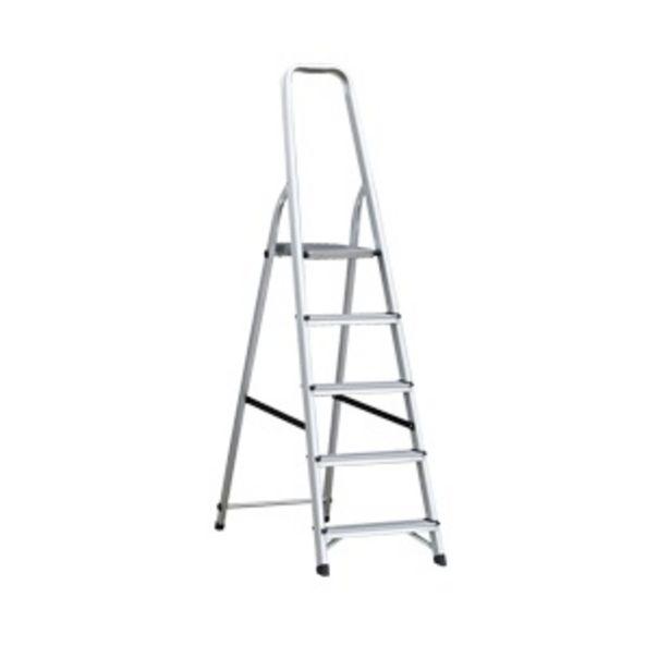 Oferta de Escalera PREMIUM AFO305A 5 esc.plegable por $9720,08