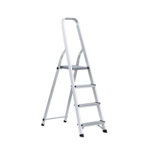 Oferta de Escalera PREMIUM AFO304A 4 esc.plegable por $8739,68