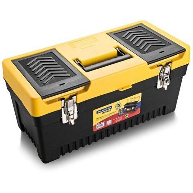 Oferta de Caja de herramientas TRAMONTINA 43803/020 por $3777,89