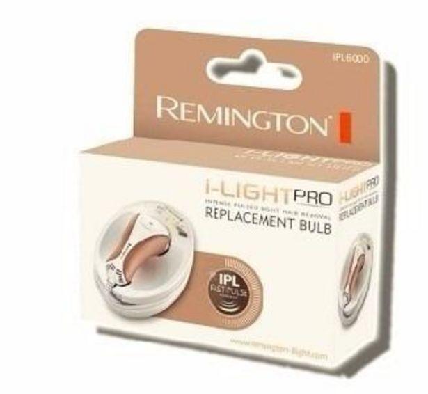 Oferta de RP REMINGTON Lampara de recambio IPL6000 por $2297,75