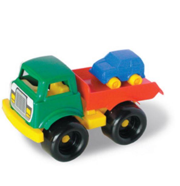 Oferta de Auto monster 4X4 0904 mini SOS por $1307,5