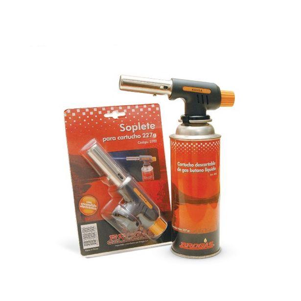 Oferta de Soplete BROGAS 2702 (cart.descar) flambeador por $2014,88