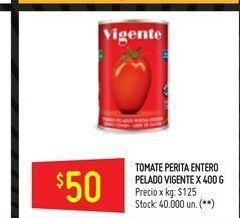 Oferta de Salsa de tomate Vigente 400g  por $50