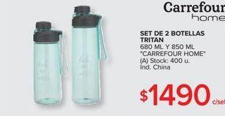 Oferta de Botella de agua por $1490