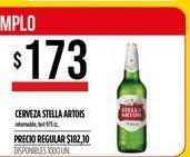 Oferta de Cerveza Stella Artois por $17