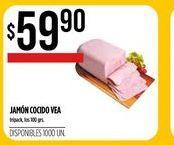 Oferta de Jamón cocido VEA  por $59,9