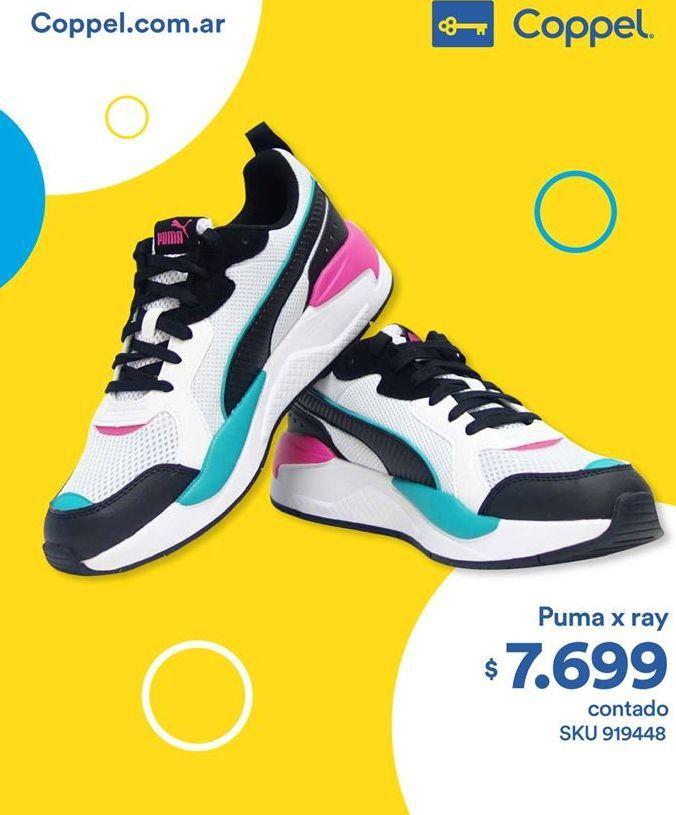 Oferta de Puma x ray  por $7699