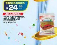 Oferta de Tapa p/empanada bolsa 12uni  por $24,99