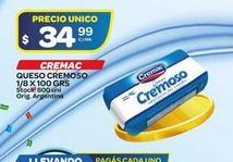 Oferta de Queso cremoso Cremac por $34,99