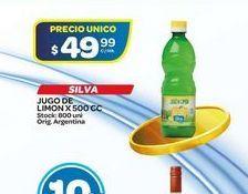Oferta de Jugo de limon 500cc  por $49,99
