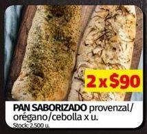 Oferta de Pan por $90