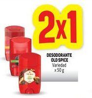 Oferta de Desodorante stick Old Spice 50g  por