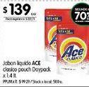Oferta de Detergente Ace por