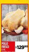 Oferta de Pollo fresco  por $129,9