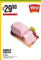 Oferta de Fiambre de cerdo VEA  por $29,9