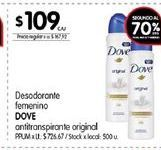 Oferta de Desodorante por