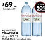 Oferta de Agua por