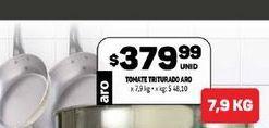 Oferta de Tomate triturado Aro por $379,99