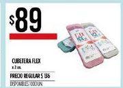 Oferta de Cubeteras flex por $89
