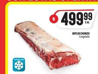 Oferta de Bife de chorizo congelado por $499,99